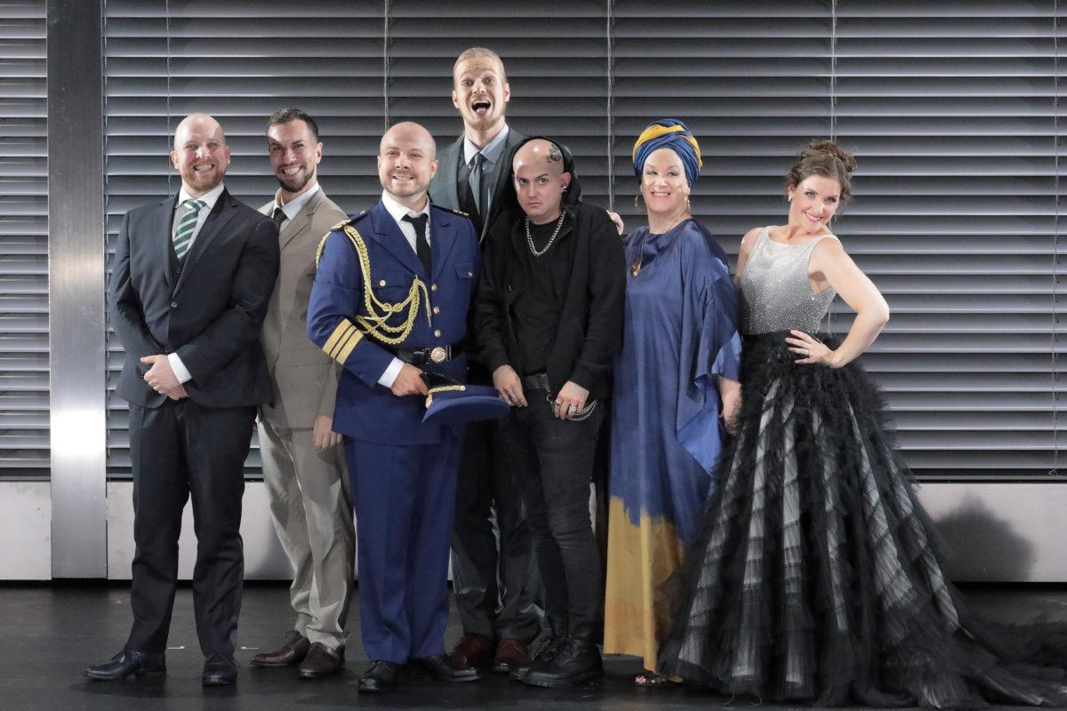 Georg Friedrich Händel, Agrippina, Bayerische Staatsoper, 28. Juli 2019