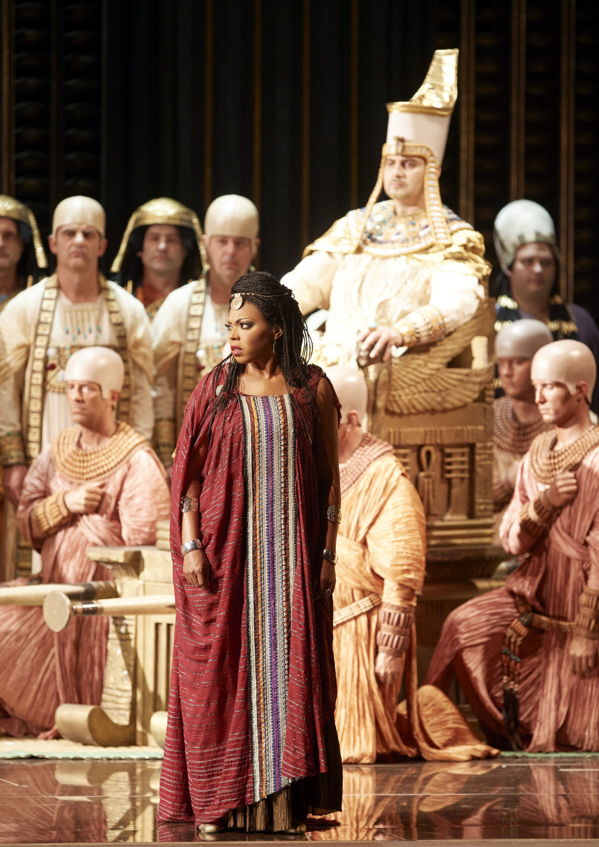 Aida, Giuseppe Verdi,  Wiener Staatsoper