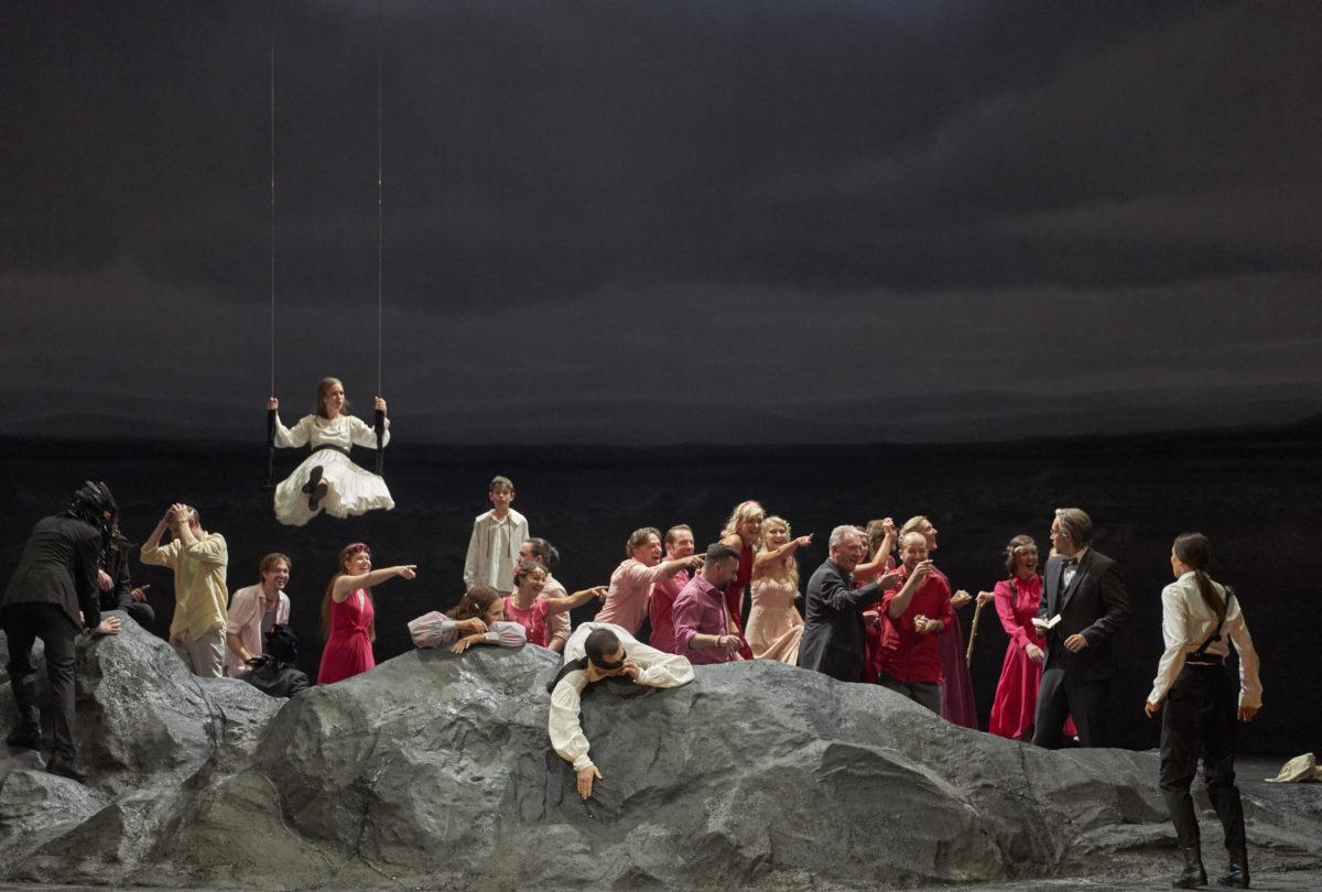 Georg Friedrich Händel, Alcina,  Theater an der Wien