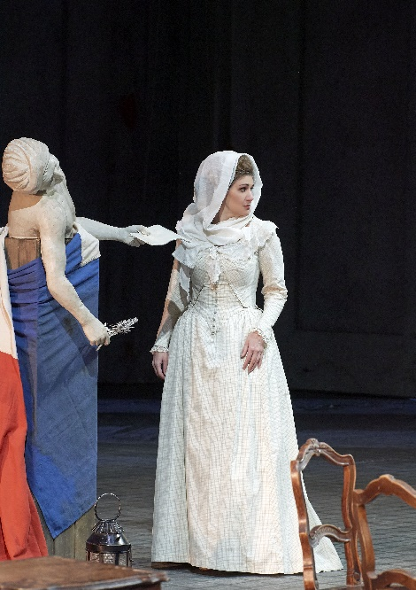 Umberto Giordano, Andrea Chénier,  Wiener Staatsoper