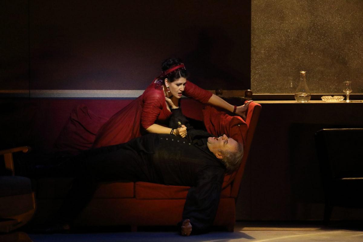 Giacomo Puccini, Tosca, Anja Harteros, Joseph Calleja, Daniele Callegari  Bayerische Staatsoper