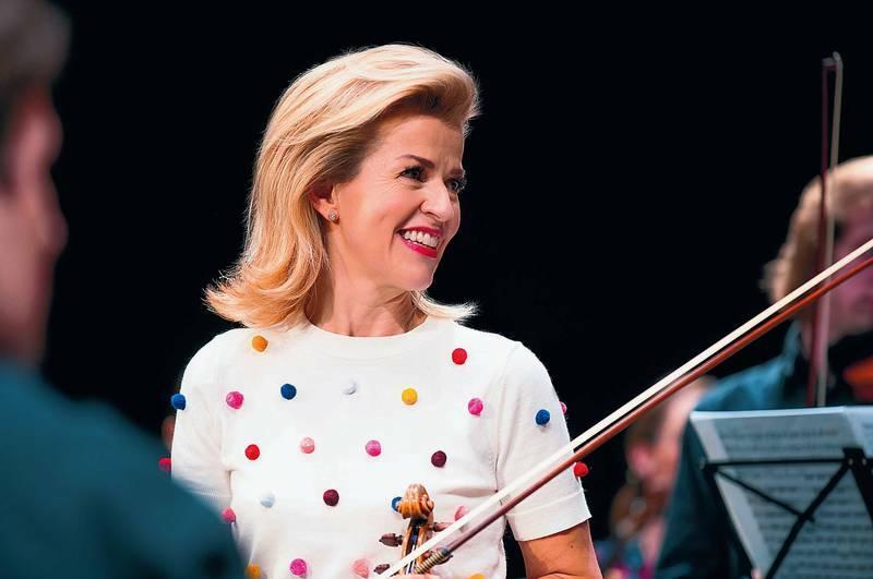 Anne-Sophie Mutter, Kammerorchester Wien-Berlin, Rainer Honeck, Kulturpalast Dresden, 26. Mai 2019