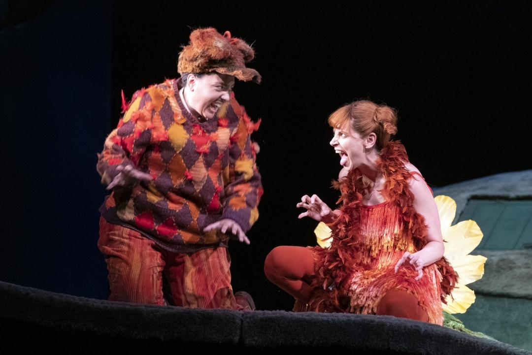 Leoš Janáček, Das schlaue Füchslein,  Welsh National Opera, 5. Oktober 2019