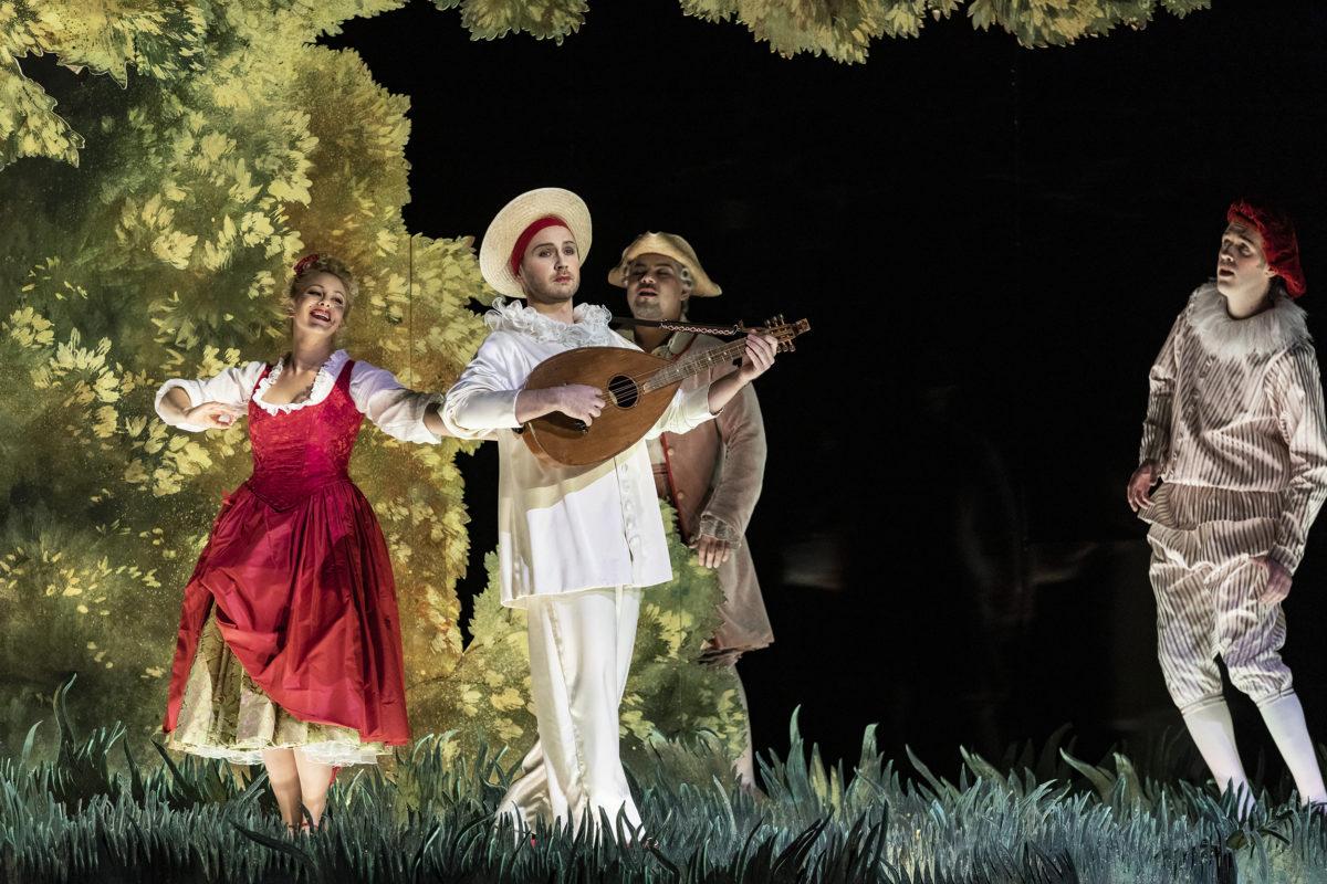 Richard Strauss, Ariadne auf Naxos, Semperoper Dresden, 12. Dezember 2018