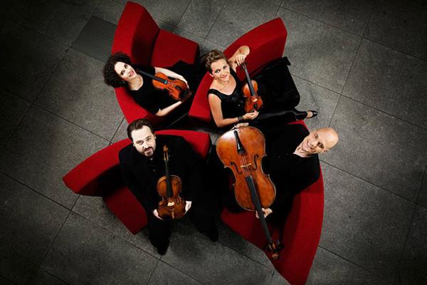 Artemis Quartett, Elisabeth Leonskaja,  Wiener Konzerthaus