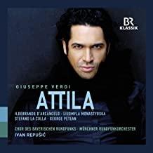 CD-Besprechung, Giuseppe Verdi, Attila,  klassik-begeistert.de