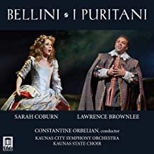 CD-Besprechung, Vincenzo Bellini,I Puritani  klassik-begeistert.de