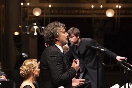 Pietro Mascagni, CAVALLERIA RUSTICANA, Jonas Kaufmann, Elīna Garanča  Teatro di San Carlo, 4. Dezember 2020