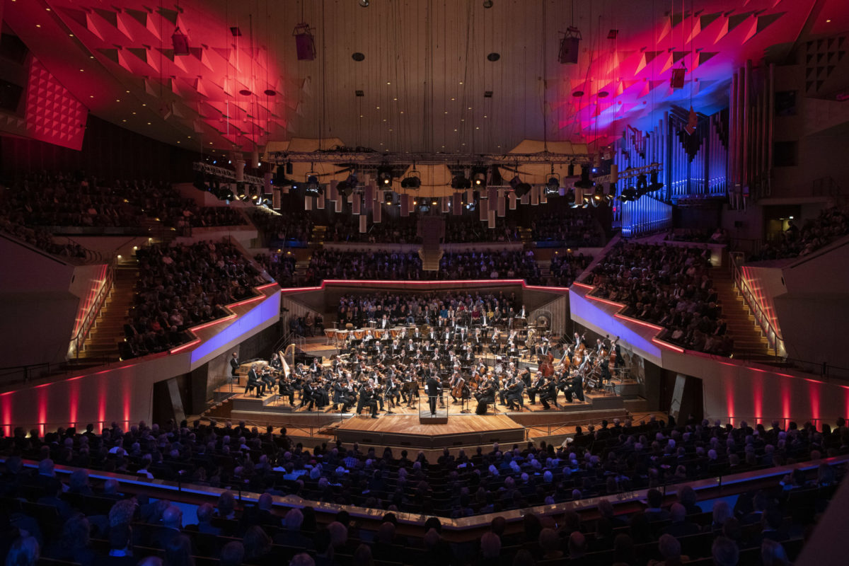 Berliner Philharmoniker, Kirill Petrenko,  Vorschau Saison 2020/21