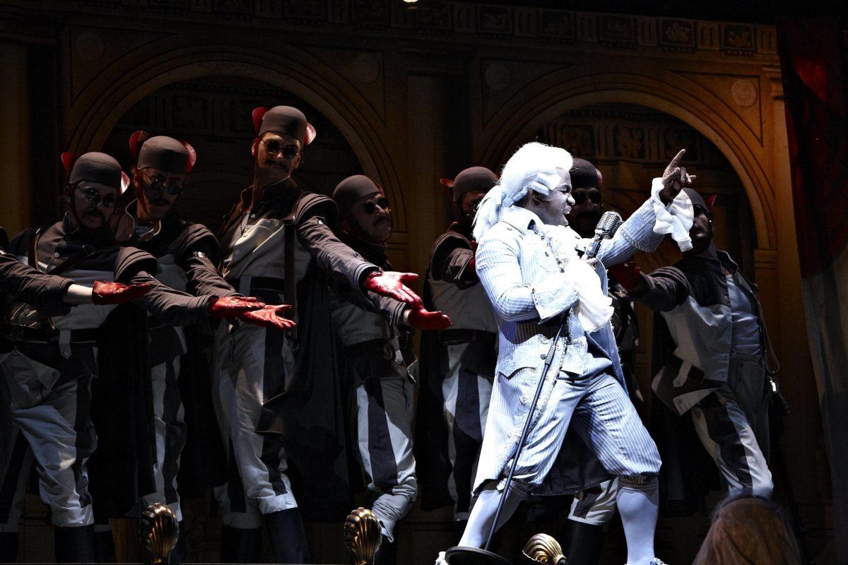 Gioacchino Rossini, Il Barbiere di Siviglia,  Deutsche Oper Berlin