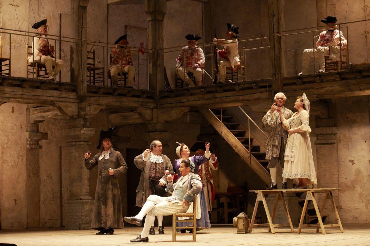 Gioachino Rossini, Il Barbiere di Siviglia,  Staatsoper Hamburg