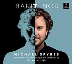 CD Rezension: Michael Spyres, Baritenor,  klassik-begeistert.de