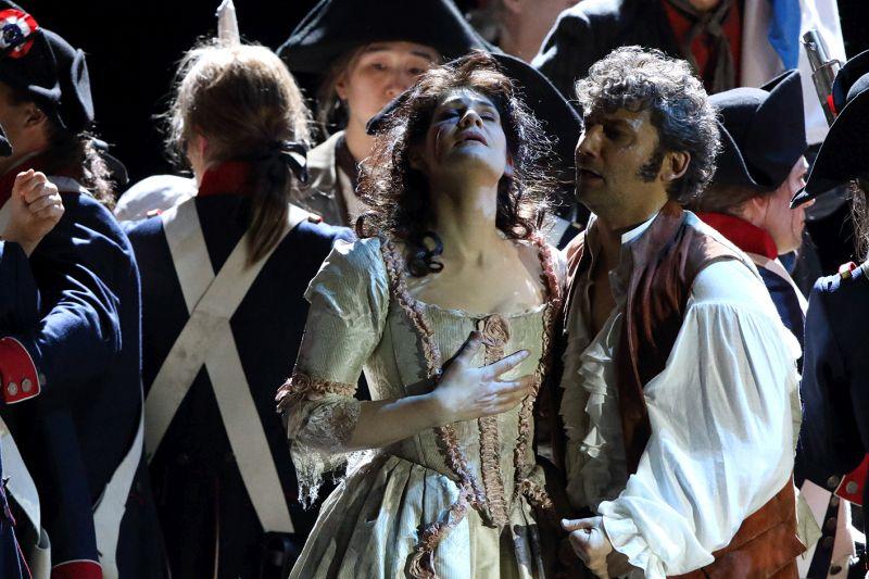 Umberto Giordano, Andrea Chénier,  Bayerische Staatsoper