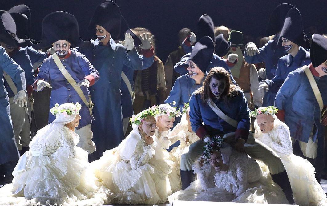 Giuseppe Verdi, Les vêpres siciliennes, Bryan Hymel, Erwin Schrott,  Bayerische Staatsoper, München
