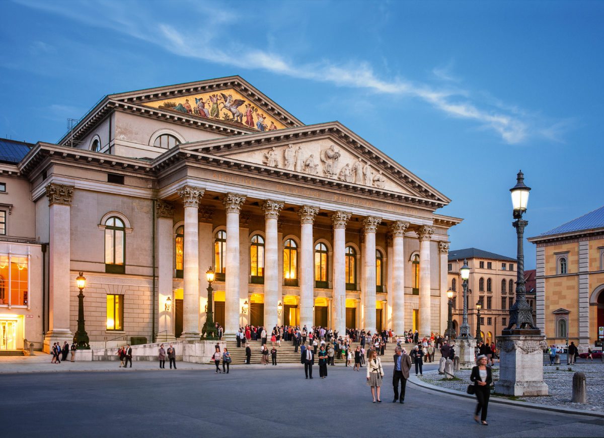 Wolfgang Amadeus Mozart, Così fan tutte,  Bayerische Staatsoper, München