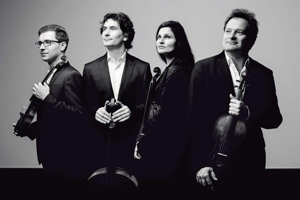 Belcea Quartet, Michael Collins,  Wiener Konzerthaus, 20. November 2019