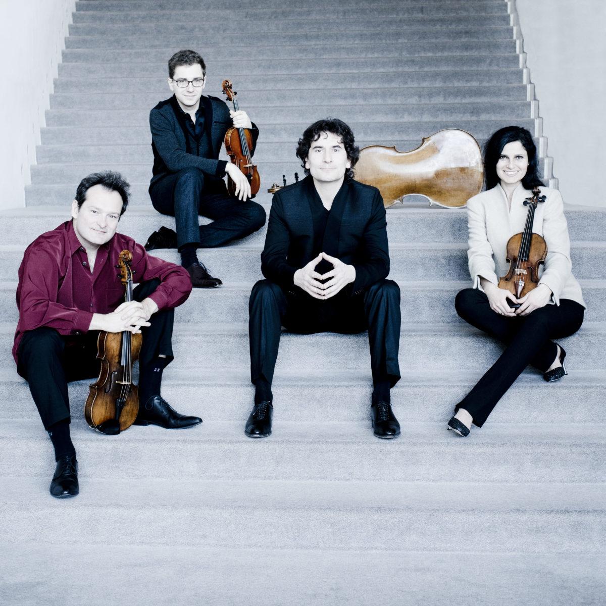 Schubert/Schostakowitsch/Beethoven, Belcea Quartet,  Elbphilharmonie Hamburg, Kleiner Saal