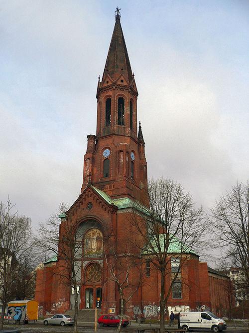 Ölberg-Chor, Ingo Schulz, Karen Rettinghaus, Nikola Ivanov,  Emmaus-Kirche Berlin-Kreuzberg