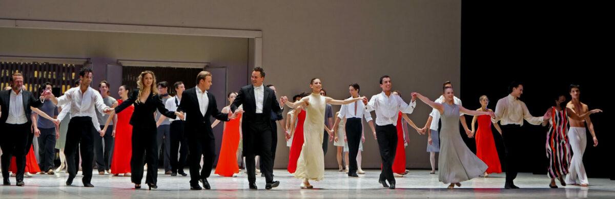 Hamburg Ballett, John Neumeier, Bernstein Dances 22. Oktober 2021
