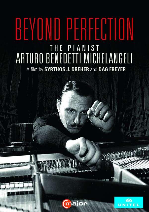 "DVD-Besprechung: Arturo Benedetti Michelangeli: ""Beyond Perfection"""