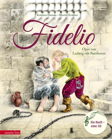 """Ladas Klassikwelt 34, """"Fidelio"""" für Kinder und Jugendliche  klassik-begeistert.de"""