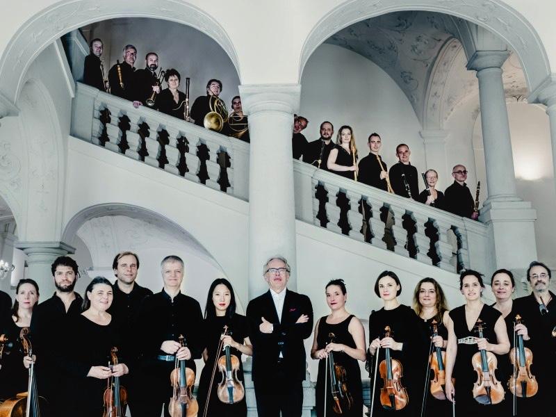Orchester Wiener Akademie, Martin Haselböck,  Palais Lobkowitz, 23. Februar 2019