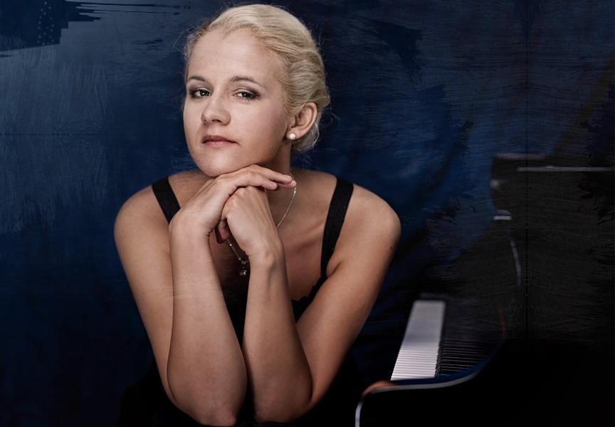 Aleksandra Mikulska, Pianistin, Präsidentin der Chopin-Gesellschaft in der Bundesrepublik Deutschland  klassik-begeistert.de
