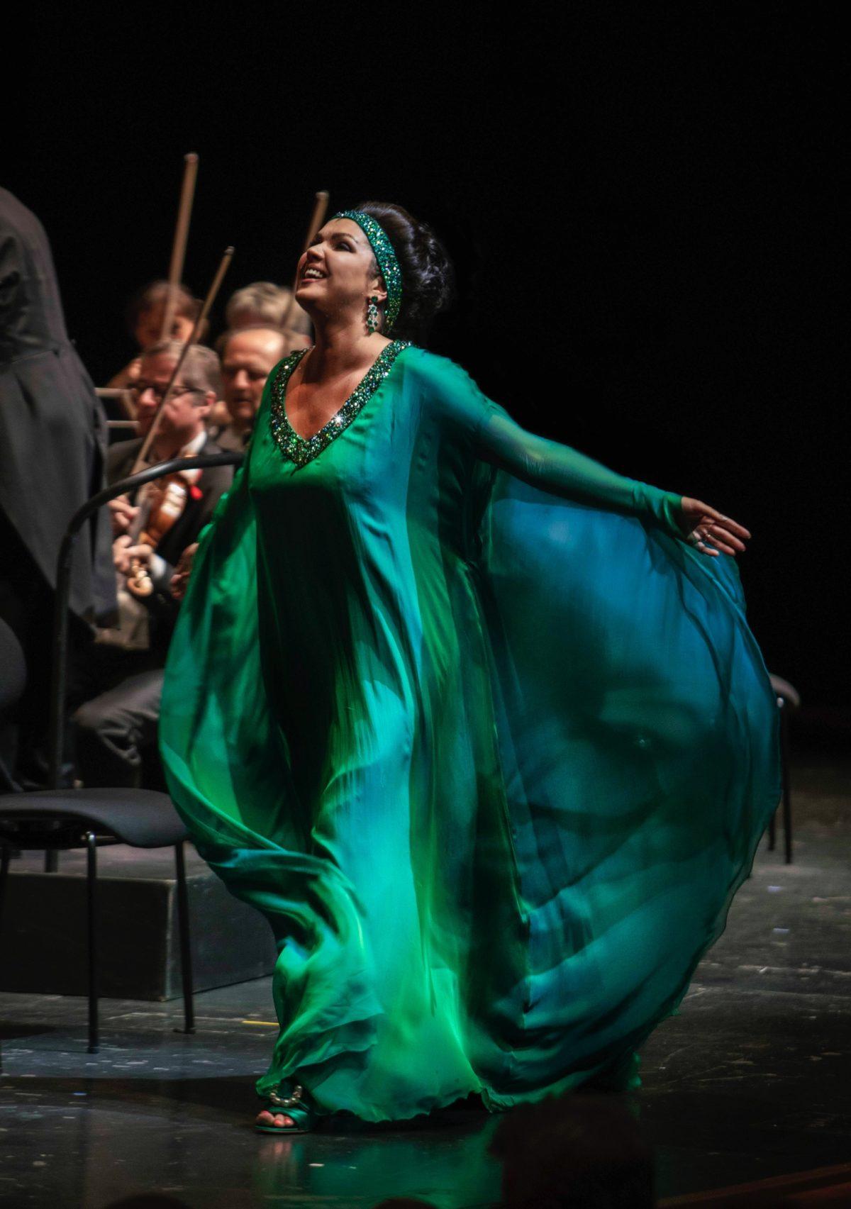 Francesco Cilea,ADRIANA LECOUVREUR,  Salzburger Festspiele, Großes Festspielhaus, 3. August 2019