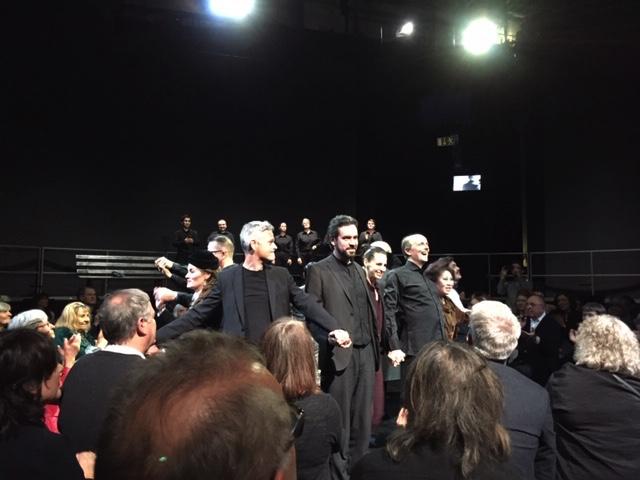 Johannes Harneit, IchundIch,  Staatsoper Hamburg, Uraufführung, 3. November 2019