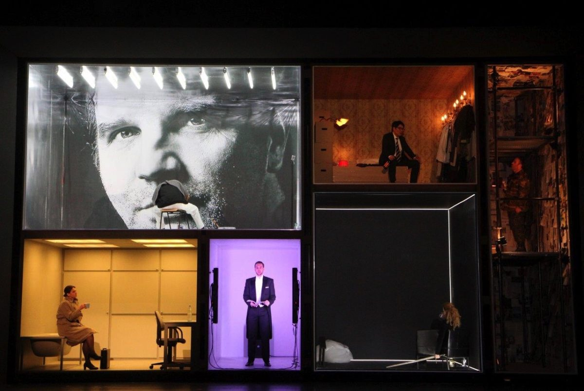 Richard Wagner, Tristan und Isolde (Premiere),  Theater Hagen, 7. April 2019