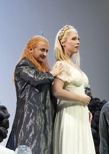 Richard Wagner, DAS RHEINGOLD,  Wiener Staatsoper