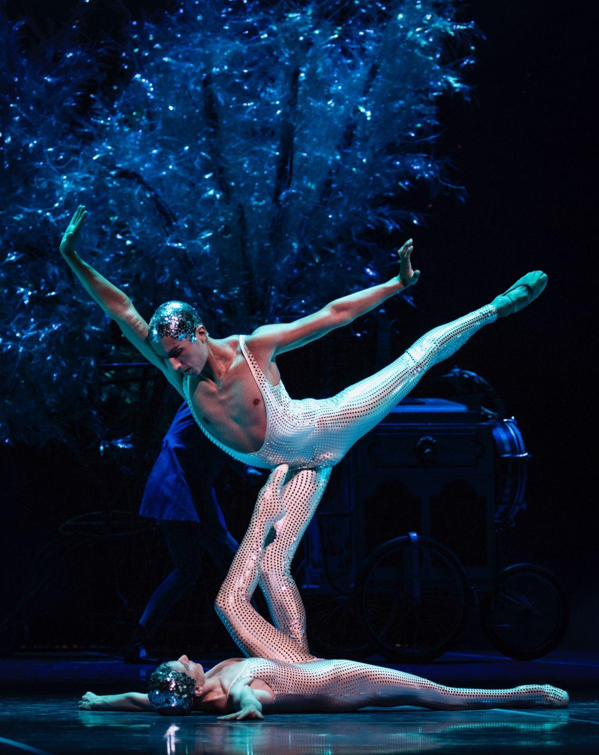"""Hamburg Ballett, John Neumeier, """"Ein Sommernachtstraum"""",  Staatsoper Hamburg, 8. September 2019"""