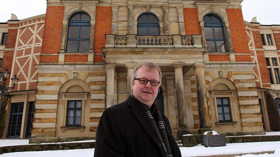 Bayreuther Pressechef Peter Emmerich gestorben  Bayreuther Festspiele