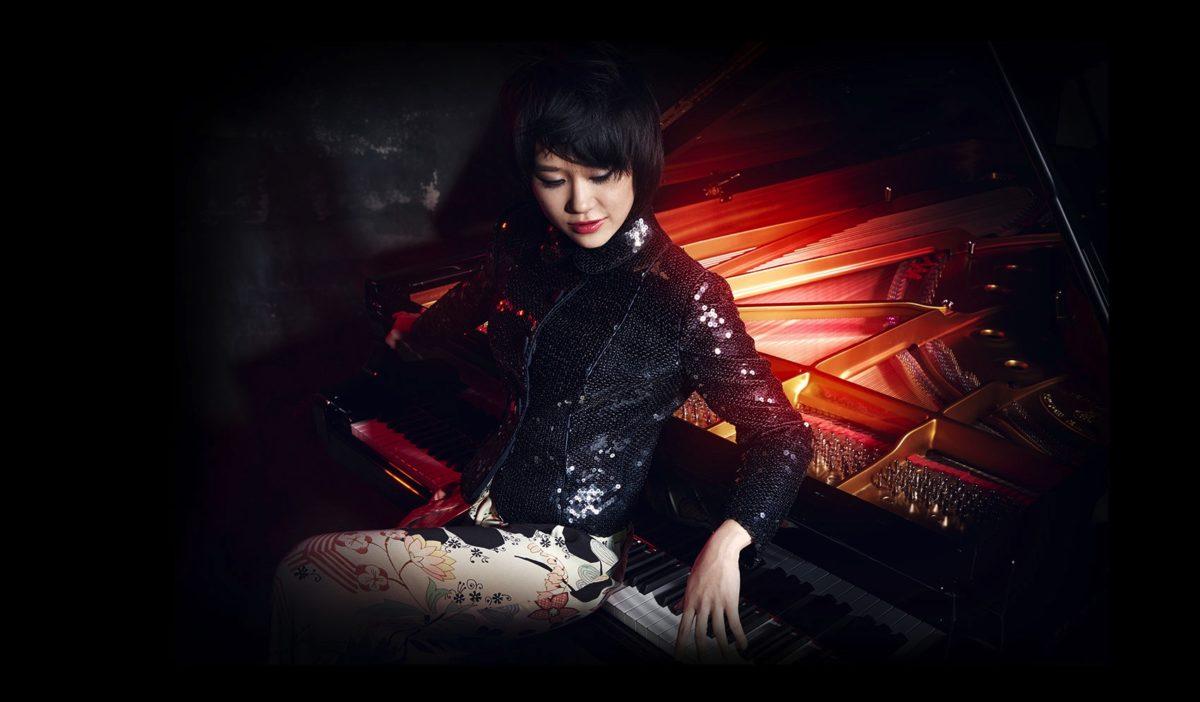 NDR Elbphilharmonie Orchester, Yuja Wang, Alan Gilbert,  Elphilharmonie Hamburg, 12. September 2019