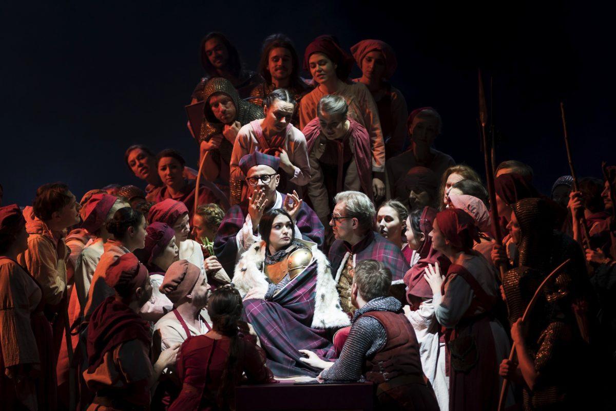 Peter Iljitsch Tschaikowsky, Die Jungfrau von Orleans,  Theater an der Wien, 14. März 2019