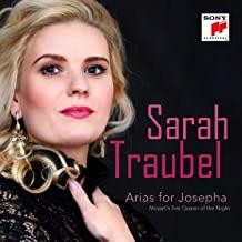 CD-Besprechung: Sarah Traubel – Arias for Josepha  klassik-begeistert.de