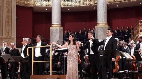 Hector Berlioz, LA DAMNATION DE FAUST,  Wiener Konzerthaus, 16. Februar 2019