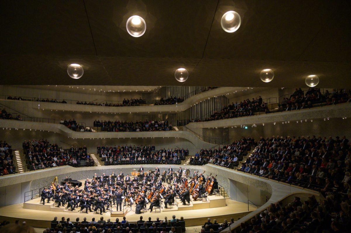 Berliner Philharmoniker, Yannick Nézet-Séguin, Elbphilharmonie Hamburg, 17. Februar 2019