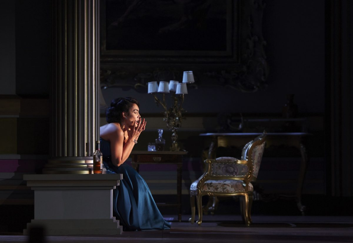 Georg Friedrich Händel, Teseo,  Theater an der Wien