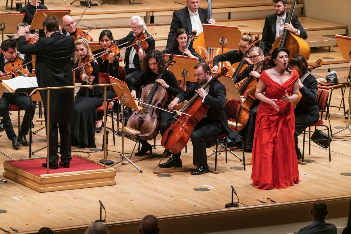 Pietro Mascagni, Iris,konzertante Aufführung,  Konzerthaus Berlin, 18. Februar 2020