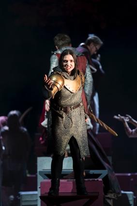 Die Jungfrau von Orleans,  Theater an der Wien, 25. März 2019