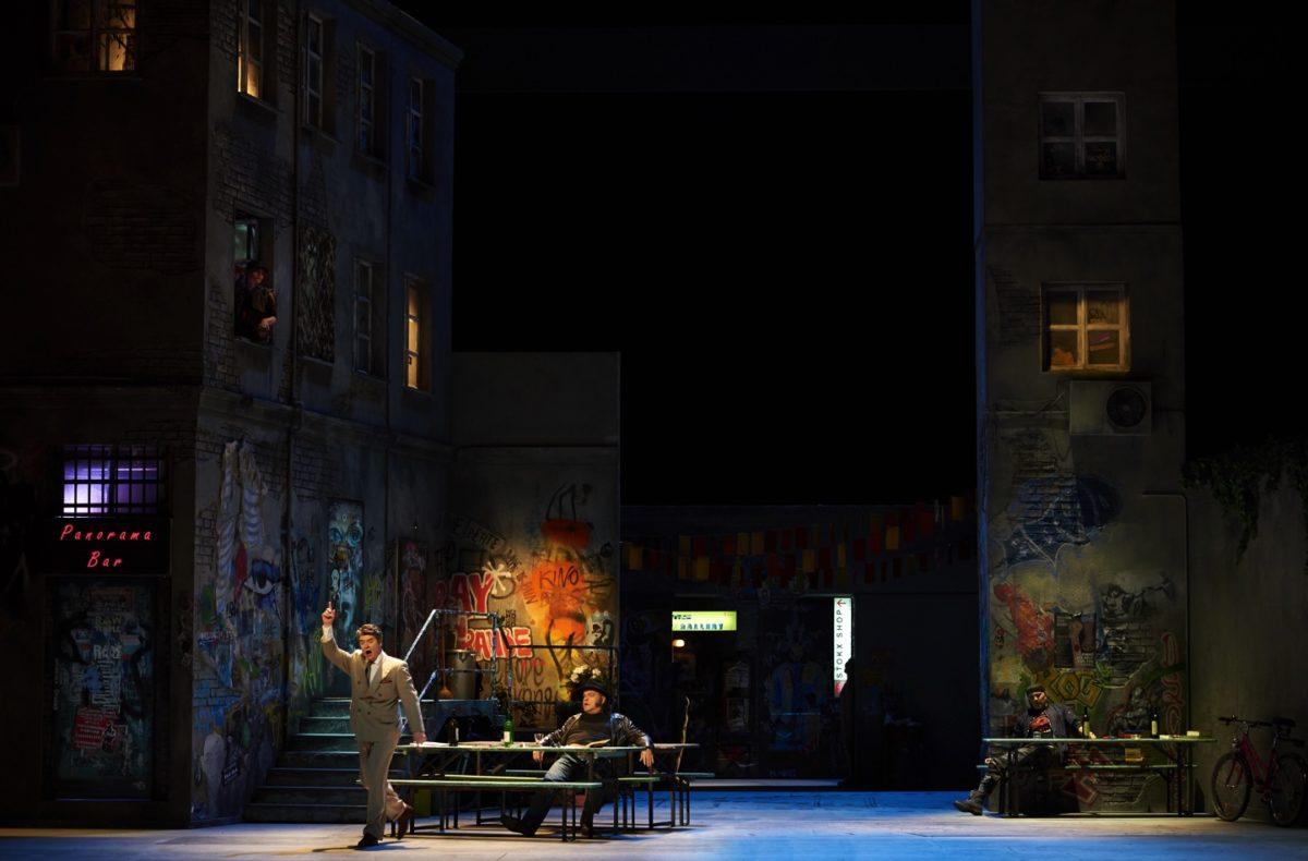 Giuseppe Verdi, Falstaff,  Staatsoper Unter den Linden, Berlin