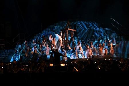 Giuseppe Verdi, Nabucco, The Opera Festival Jerusalem,  The Israeli Opera Tel-Aviv-Yafo, 20. Juni 2019