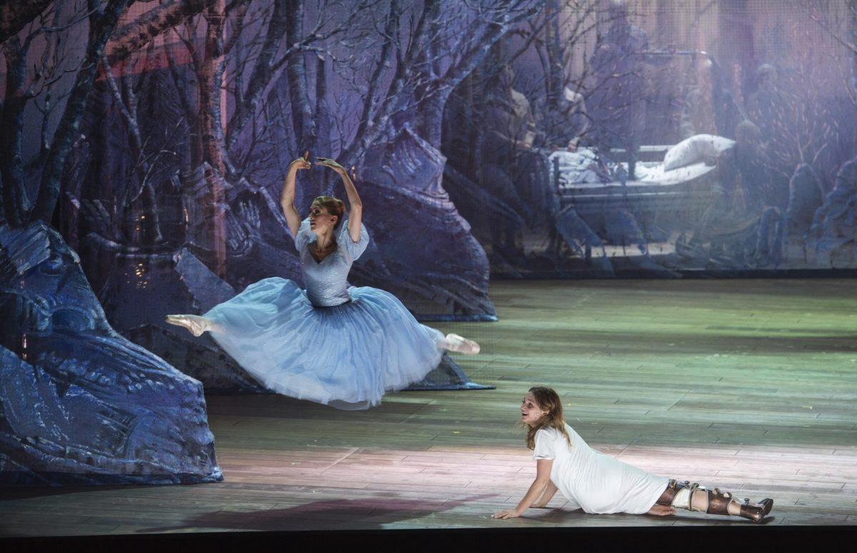 Jules Massenet, Cendrillon (Aschenputtel),  Komische Oper Berlin