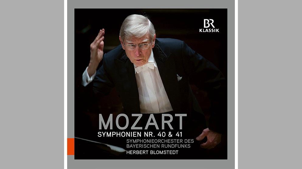 CD-Besprechung: Herbert Blomstedt, Symphonieorchester des Bayerischen Rundfunks, Wolfgang Amadeus Mozart,  klassik-begeistert.de