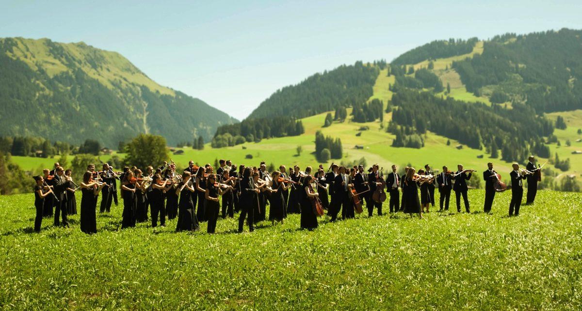 """Gstaad Menuhin Festival & Academy, Festival vom 18. Juli bis 6. September 2019, """"Paris"""",  Gstaad"""