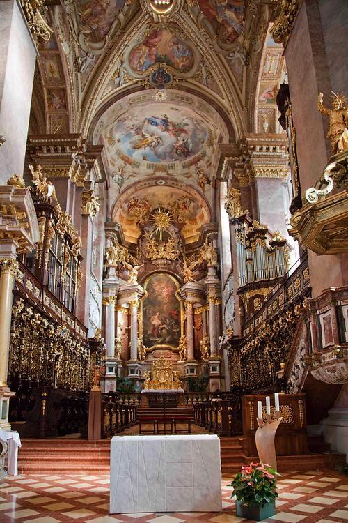 MOMENTUM Vocal Ensemble,Simon Erasimus,  Stiftskirche, Klosterneuburg