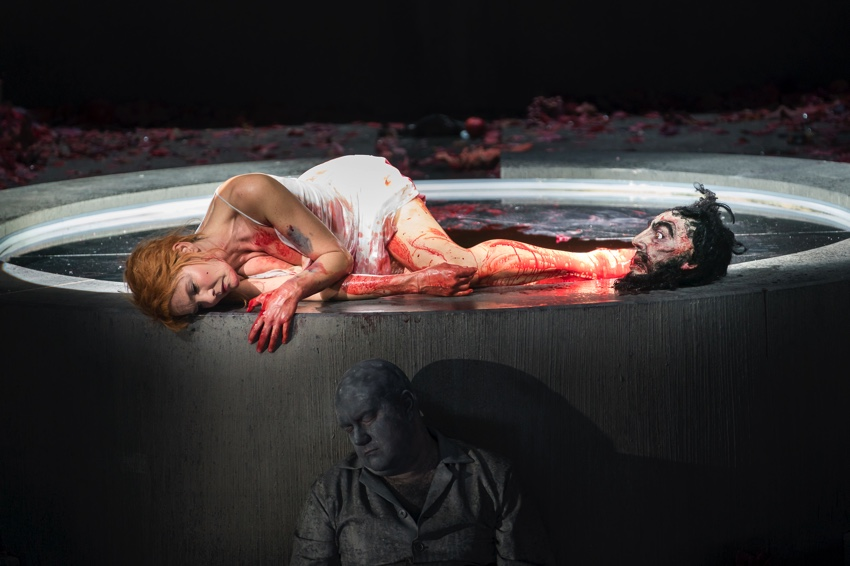 Salome, Richard Strauss,  Theater an der Wien, 25. Januar 2020