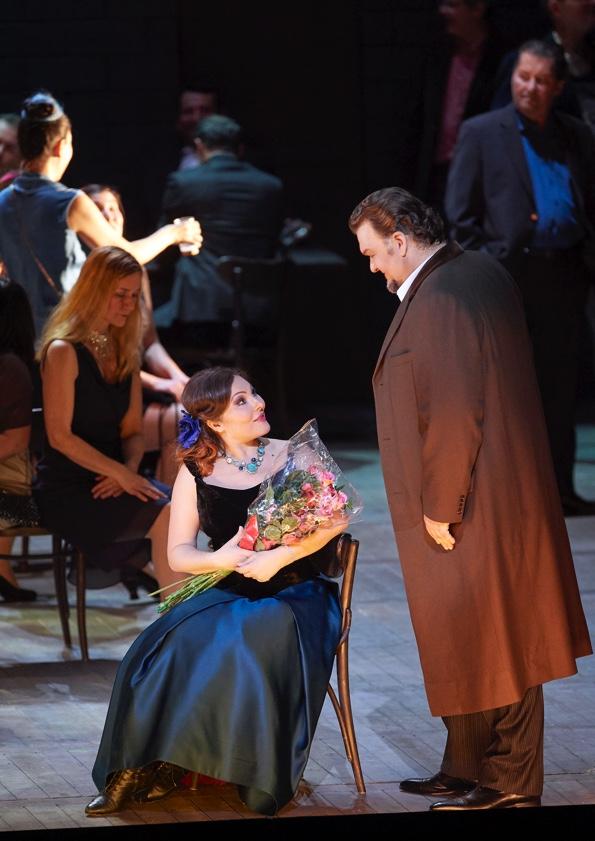 Giuseppe Verdi, La Traviata,  Wiener Staatsoper, 29. Januar 2019