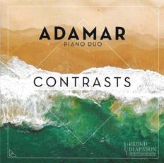 CD-Besprechung, Klavierduo Adamar, Contrasts,  Wien